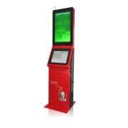 Card-Printing & Advertising Kiosk