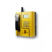 Outdoor GSM Card Payphone