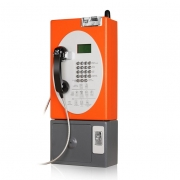Outdoor GSM Coin Payphone
