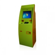 Card dispensing kiosk